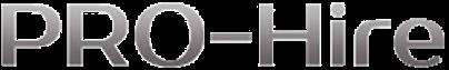 PRO-Hire Logo